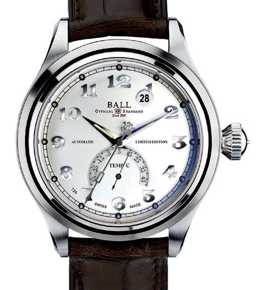 Ball Trainmaster Celsius