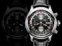 Ball Watch Trainsmaster Worldtime Chronograph